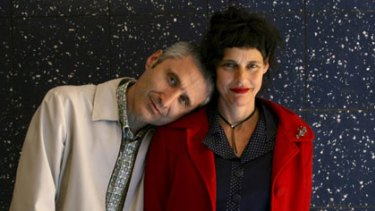 Human touch ... Zygier and Conway.