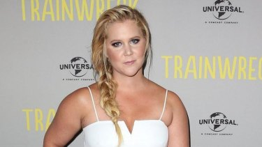 Amy Schumer arrives at the <i>Trainwreck</i> Australian premiere at Event Cinemas George Street on July 20.