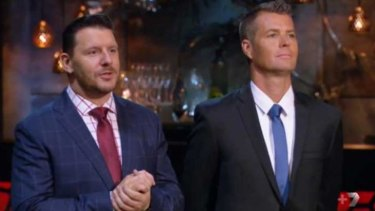 <i>My Kitchen Rules</i> judges Manu and Pete explained what elimination means.