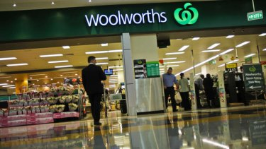 Rollout: Woolworths is planning to open 1087 new stores.