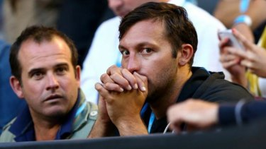 In hospital: Ian Thorpe battling two potentially deadly infections.