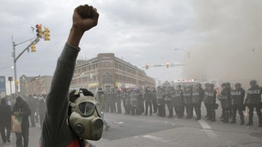 Unrest accelerates following the funeral of Freddie Gray in Baltimore.