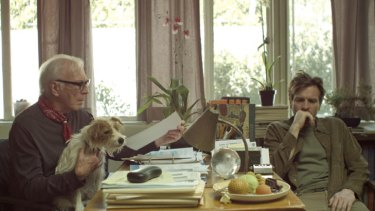 What's for afters?: Christopher Plummer and Ewan McGregor put in superb performances in the coming-out dramedy <i>Beginners</i>.