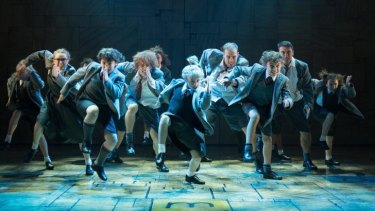 The Australian production of Roald Dahl's <i>Matilda the Musical</i> has been a smooth one.