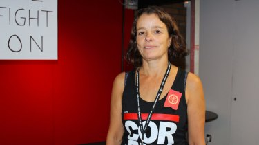 Carol Billinghurst from Bristol joined the Labour Party and Momentum to support Jeremy Corbyn's leadership.
