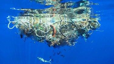 'It felts as if the ocean itself was dead,' says Ivan Macfadyen.