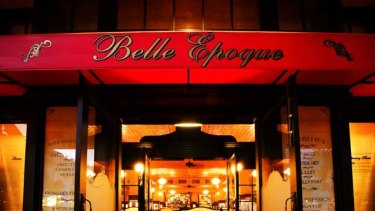 After Brisbane's bed time ... restaurants such as Belle Epoque are staying open later but diners are slow to catch on.