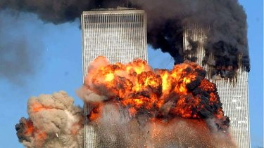 Two airlines face a $2.8 billion suit over what the leasholders of the Twin Towers claim was lax security.