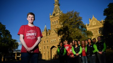 David Trevorrow, a Victorian Student Representative Council member, has repeatedly called for mandatory student representation on school councils.