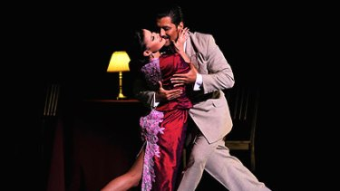 For all its sexiness, Tango Inferno generally manages to avoid being crass or crude.