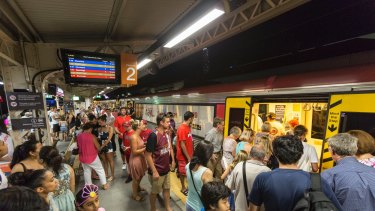 Queensland Rail commuters gave lower score on every aspect of their ride in the latest TransLink survey.