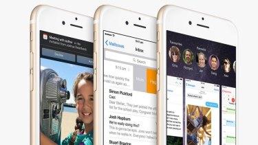 The vulnerability affects iOS 7 through 8.