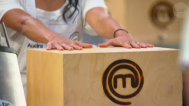 The <i>MasterChef</i> mystery box challenge.