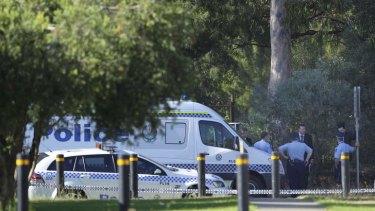 A body was found under a bridge in Sydney's west.