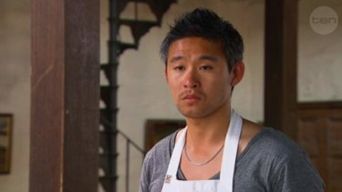 Blink and you miss him, an anonymous reject ... MasterChef