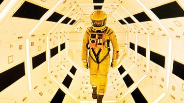 Amplified through sound ... 2001: A Space Odyssey.