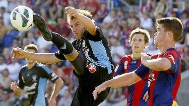 Goal-scoring form ... Alessandro Del Piero.