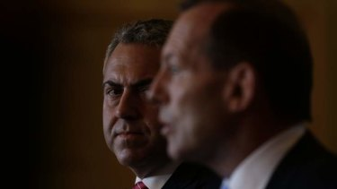 Opposition Leader Tony Abbott and shadow treasurer Joe Hockey have rejected findings of a $4 billion hole in the Coalition's climate policy.