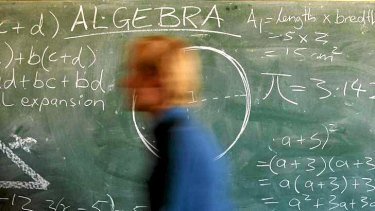 Australia is heading for a teacher glut, but a shortage of maths and science teachers.