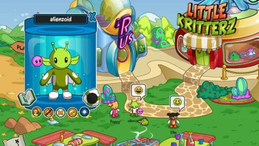Little Space Heroes is a new online world for kids