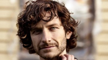 Gotye, aka Wally De Backer.