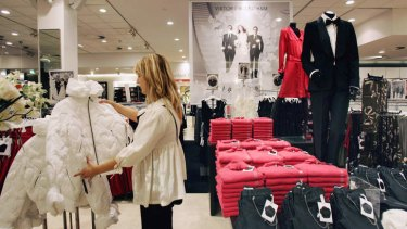 Swedish department store H&M is coming to Melbourne.