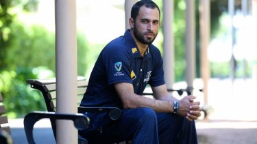 Turn for the better: Fawad Ahmed.