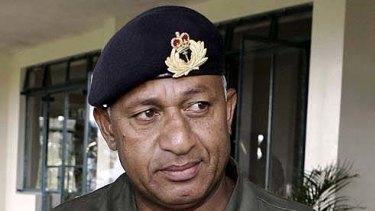 Frank Bainimarama ... tax hike.