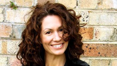 Funny farm ... Kitty Flanagan spent years in London honing her stand-up skills.