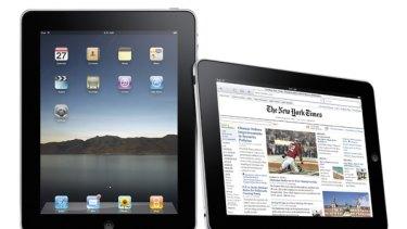 Lacks key features ... Apple's iPad