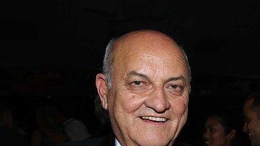 New Zealand businessman Owen Glenn.