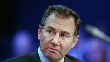 Drastic step: Glencore chief Ivan Glasenberg