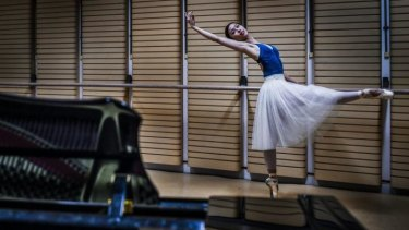 """There have been times """"when I couldn't stand anymore"""": The Australian Ballet's newest principal Ako Kondo."""