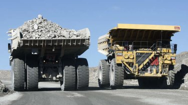 Heavy workload: Small miners face onerous reporting rules under the MRRT.