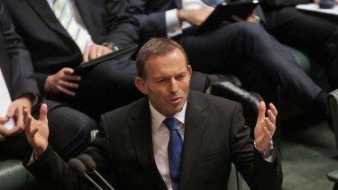 Tony Abbott has tactics but no strategy.