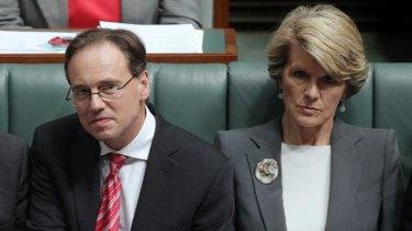Hunt or Bishop to represent Australia at UN climate talks?
