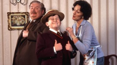 J.K. Rowling has revealed the backstories of Vernon, Dudley and Petunia Dursley.