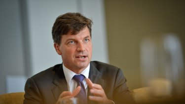 Assistant Minister for Digital Transformation Angus Taylor says the government aims to inject an additional $650 million annually into small Australian tech companies.
