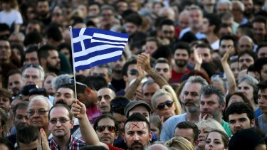 Greeks will have to wade through a confusing 34-page document when deciding whether to vote 'yes' or 'no'.