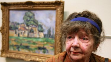 """Margaret Olley: """"She could be grumpy, forthright and immoveable - but she had a heart of art."""""""