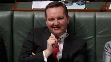 """""""Important development"""" ... Immigration Minister, Chris Bowen."""