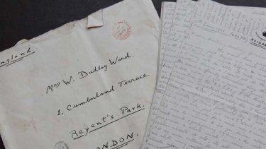 Passion in the post ... Edward's letters and the Prince and Freda Dudley Ward.