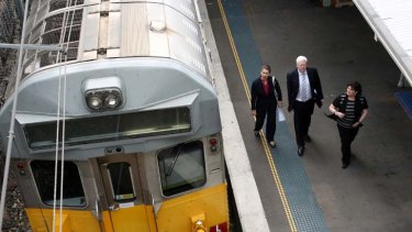 NSW minister for transport Gladys Berejiklian will announce a trial of quiet carriages on trains travelling between Newcastle, the Central Coast and the city.