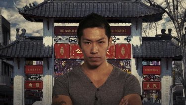 The documentary features Joe Le, who carries the scars of his former life as a Vietnamese gang member.