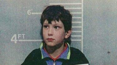 Jon Venables's mug shot at age 10.