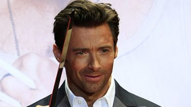 'Not famous enough' ... Hugh Jackman was overlooked in favour of Depp.