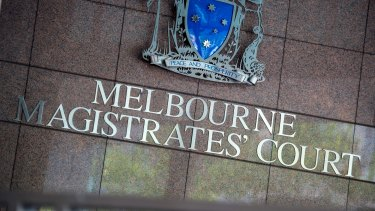 Melbourne Magistrates' Court