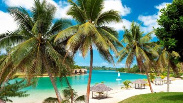 Vanuatu has some of the best seafront views on the planet.