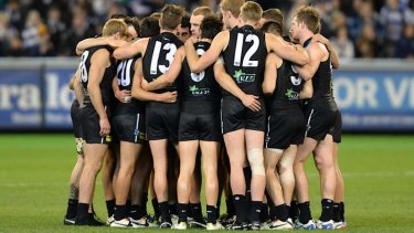 Port Adelaide: They have become the upstarts who inspire.