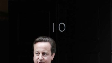 """David Cameron: """"It may be that doing nothing [in Syria] will see the level of jihadism get worse:"""""""